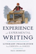 Experience and Experimental Writing