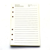 EvZ Refillable Vintage Diary Notebook Refillable Paper