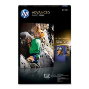 3 X HP Advanced Photo Paper, Glossy