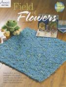 Field of Flowers Baby Blanket Knit Pattern