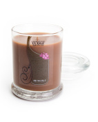 Chocolate Fudge Brownie Jar Candle - Candle - Highly Scented - 190ml Brown Jar Candle - Bakery Candles Collection