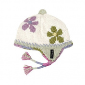Everest Designs Girls 15004 Flower Child Earflap Hat