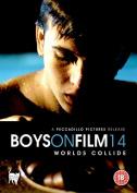 Boys On Films 14 - Worlds Collide [Region 2]