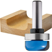 Rockler 2.5cm - 0.6cm Dish Carving Router Bit