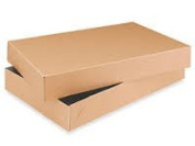 Men Shirt Boxes Women Tops Boxes Gift Boxes Wrap Boxes Apparel Gift Boxes with Lids 10 Pack Brown Kraft