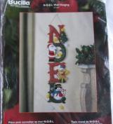Bucilla N-O-E-L Wall Hanging Felt Kit