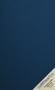 25 Dark Navy Blue Linen 80# Cover Paper Sheets - 22cm X 36cm (22cm X 36cm ) Legal|Menu Size - 36kg/pound Card Weight - Fine Linen Textured Finish - Deep Dye Quality Cardstock