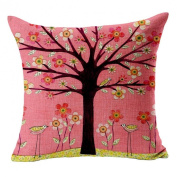 WensLTD Sofa Home Decor Pillow Case 45cm*45cm(