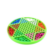 1 pcs Puzzle Game 00423 Board Game Chinese Checkers Board Games Toys Jouets