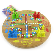 1 pcs Puzzle Game 00334 Chinese Checkers Board Games Toys Jouets
