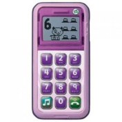 LeapFrog Chat & Count Cell Phone - Offers Your Child Loads of Fun while Learning, Violet