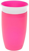 Munchkin Miracle 360 Degree 300ml Sippy Cup- 12+ Months (Pink) by Munchkin