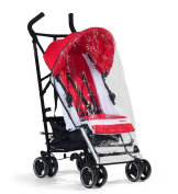 Inglesina USA Net Stroller Rain Cover, Transparent