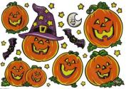 Halloween Window Clings - 2 Pack