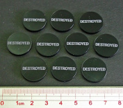 Destroyed Tokens (10)