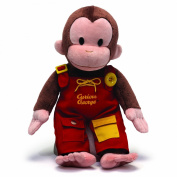 Curious George Teach Me Toy 41cm Plush