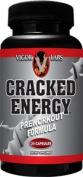 Cracked Energy Preworkout Energy Capsules