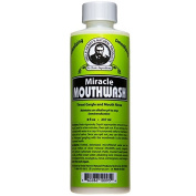 Uncle Harry's Natural Alkaline Miracle Mouthwash, 240ml