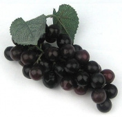 Artificial Grapes 15cm Wine