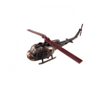 Metal UH-1A Helicopter Miniature Replica Die Cast Pencil Sharpener