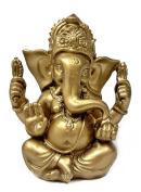 The Blessing Statue of Lord Ganesh Ganpati Elephant Hindu God Ganesha 13cm