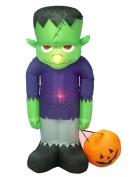 2.4m Huge Halloween Inflatable Frankenstein Monster Yard Decoration