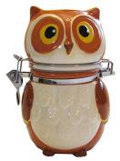 Boston Warehouse Owl Hinged Jar, Woodland Friends