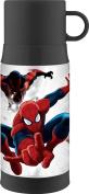 Thermos 470ml Funtainer Warm Beverage Bottle, Spiderman