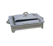 Reed & Barton Silver-plated 2.8l Covered Baker/Casserole Dish