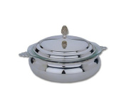 Reed & Barton Silver-plated 2.8l Round Covered Casserole Dish