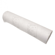 Weston Products Realtree Freezer Refill Paper Roll, White