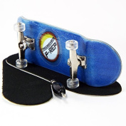 P-REP 30mm Basic Complete Fingerboard Kit with Liquid Hardware - Blue