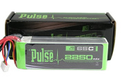 PULSE LIPO 2250mAh 11.1V 65C- ULTRA POWER SERIES