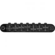 TonePros 7-String Metric Fixed Bridge Black