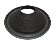 38cm Kevlar Pulp Subwoofer Cone with Heavy-Duty Wide-Roll Foam Surround - 10cm VC