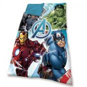 Kids Euroswan - Marvel MV16577 Sleeping bag 140 x 70 cm Avengers