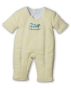 Baby Merlin's Magic Sleepsuit 3-6 months - Yellow Microfleece