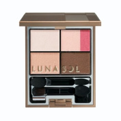 LUNASOL Vivid Clear Eyes 02 Pink Collection
