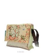Santoro Shoulder Cross Body Satchel Bag Plus Beau Perry Canvas Bag