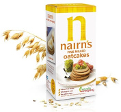 Nairns Fine Milled Oat Cakes 218g x 4
