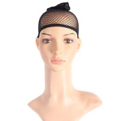 MapofBeauty Hair Extensions-Hair Nets-NWG0HE61088-BL2