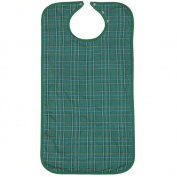 NRS Healthcare Clothing Protector/Bib Long Length - Green