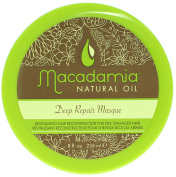 Macadamia Oil Deep Repair Mask, 250mls Jar