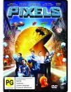 PIXELS (NZ) [DVD_Movies]
