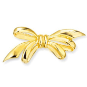 SF Bijoux Gold-Plated Broach