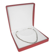Jouailla Necklace Jewellery-Red