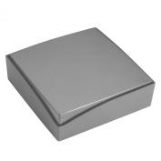 Jouailla-Jewellery Case Empty Plastic Pocket-Grey