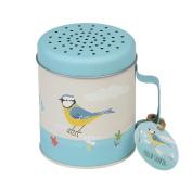 dotcomgiftshop Blue Tit Design Flour Shaker