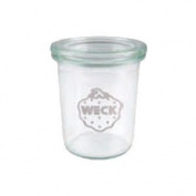 6 x Weck Preserving Jar / Preserving / Mini Preserving, Volume