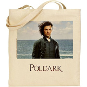 Official Poldark Reusable Eco Friendly Shopping Bag - Ross Poldark
